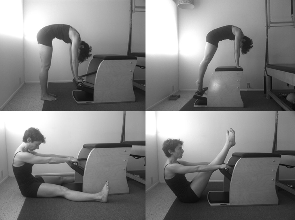 4 Must-Have Pilates Exercises on the Wunda Chair