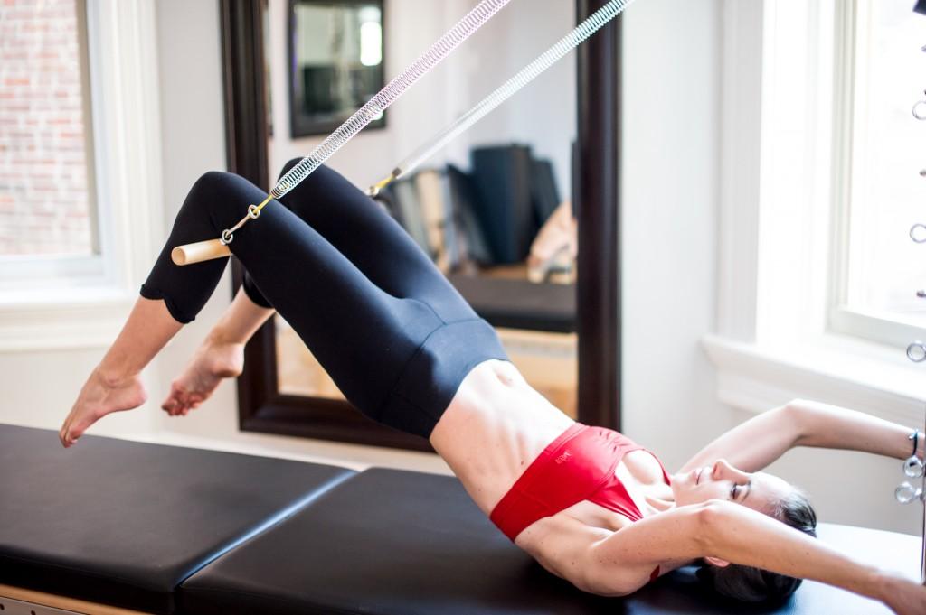 Inside the Pilates Studio: Mariska Breland