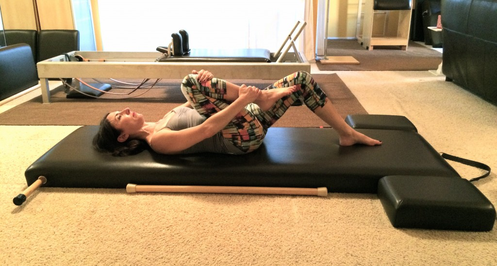 The Pilates Home Practice Project: Bill, 82