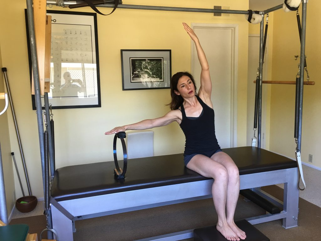 UPDATE Pilates Home Practice Project, Fran 60