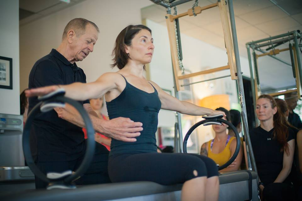 UPDATE Pilates Home Practice Project: Fran, 60