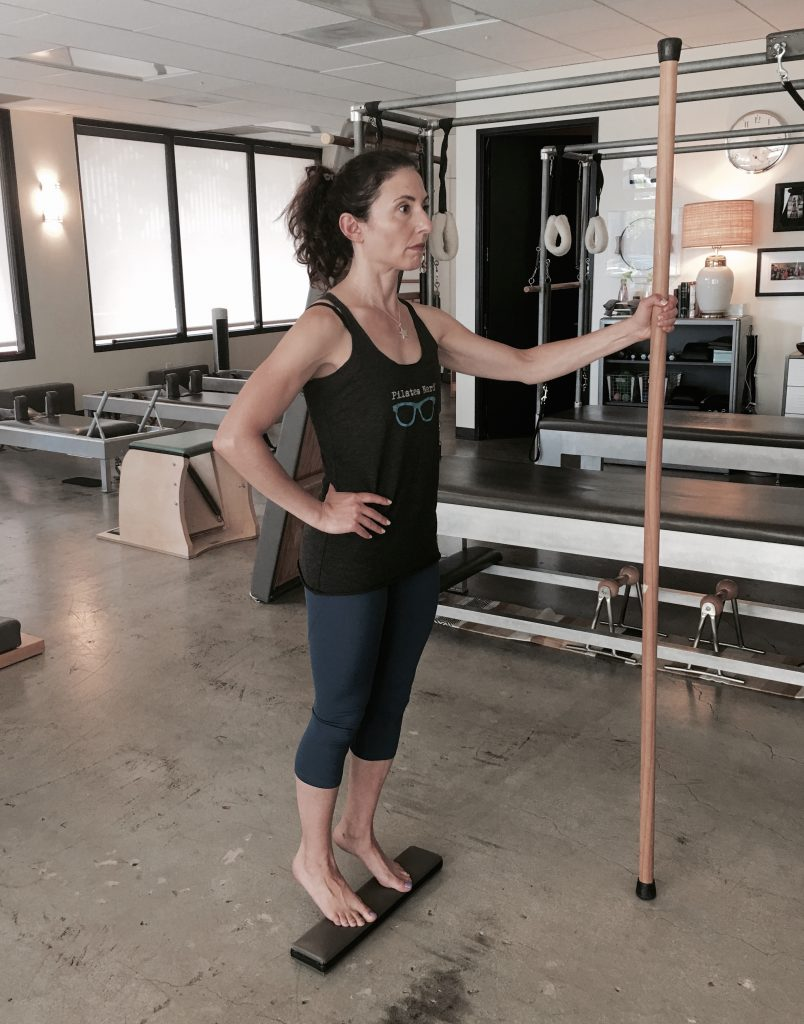 Pilates Home Practice Project: The Balance Edition