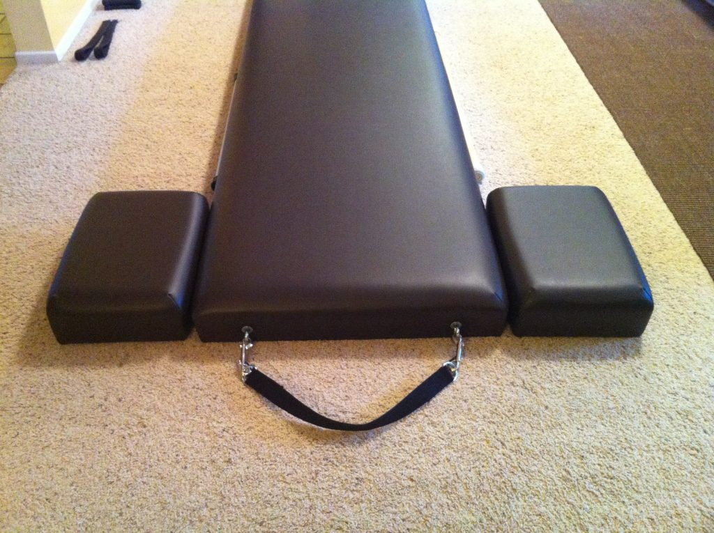 Thanks Order of the Pilates Exercises: Desperately Seeking Neck Pull